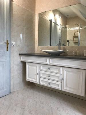 Chambre d'hôte La Levraudière avec douche à l'italienne, Cheverny