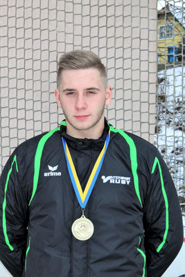 Bez. Meister 2017/18 U23: Philipp Fandl