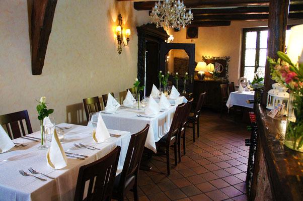 Restaurant restaurant weing rtner in mannheim seckenheim for Gutes restaurant mannheim