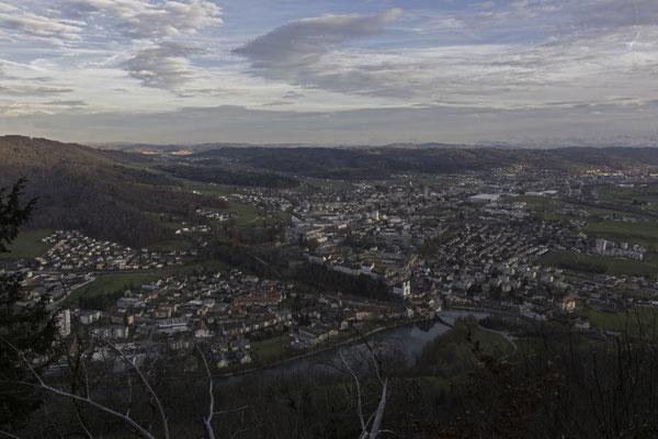 Aarolfingen, Aarburg - Oftringen - Zofingen