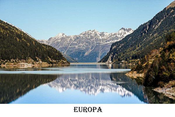 Zur Reisefotografie Portfolio Europa