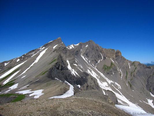 Mont Sageroux et Dent de Barme