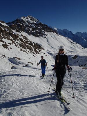 Le Mt-Blanc se dévoile