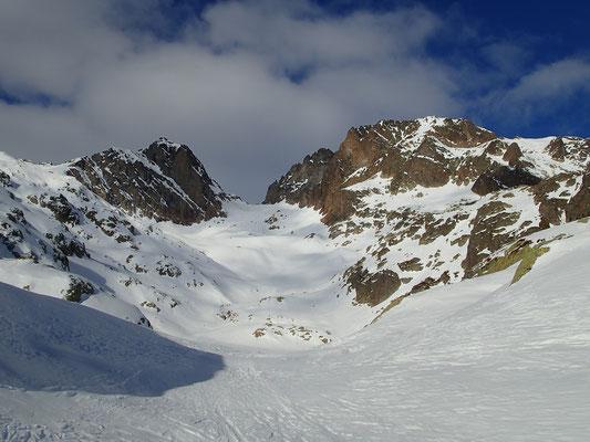 Au Lac Blanc, le Col est en vue !