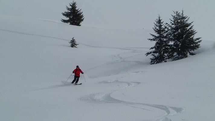 Encore du bon et beau ski !