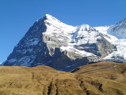 Incontournable! Eiger, une montagne myhique.