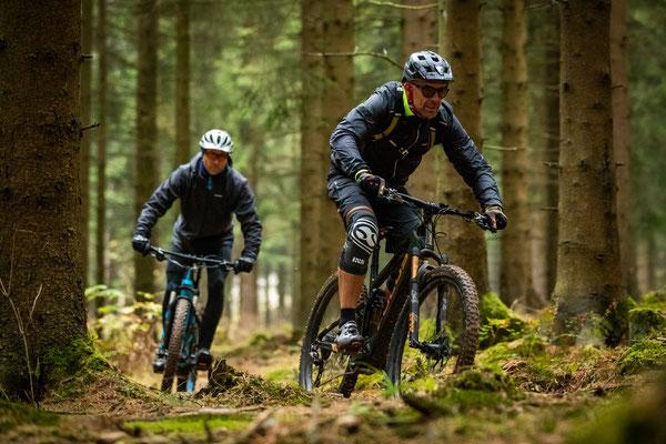 40 Kilometer Bike-Spaß bietet der Trailpark Winterberg. Fotoquelle: WTW!