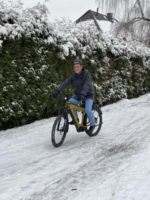 Geschäftsführer von mein-dienstrad.de, Ronald Bankowsky