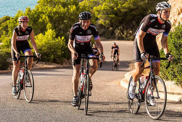 Sportliche Auszeit inklusive Mittelmeerblick – spezielle Pakete für den Urlaub auf zwei Rädern nutzen Gäste der Grupotel Hotels & Resorts auf Mallorca. ©Wouter Roosenboom
