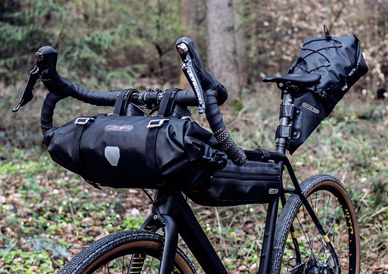 ©Ortlieb Bikepacking-Line