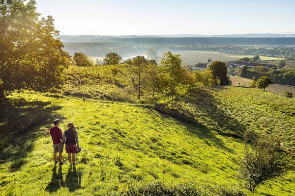 """Idyllische Naturlandschaften und traumhafte Ausblicke bei der """"RADLROAS"""" © Inn-Salzach Tourismus"""