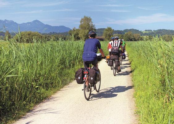 Große Deutschland-Tour mit drei Etappen ©Pixbay
