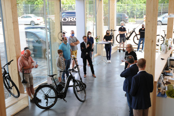 Impressionen_7-Storck Bicycle-Flagship Store Wertheim