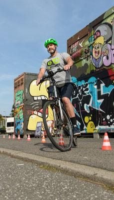 E-Bikefahrsicherheitstraining ©ERIDERZ