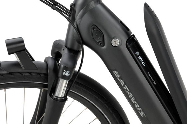 Detailbild Finez E-Go Power excl Batterie