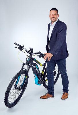 Geschäftsführer von mein-dienstrad.de,  Marcel Nothnagel