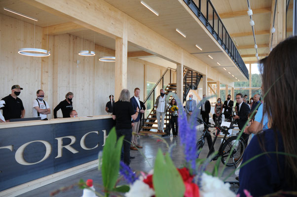 Eröffnungsrede_3-Storck Bicycle-Flagship Store Wertheim