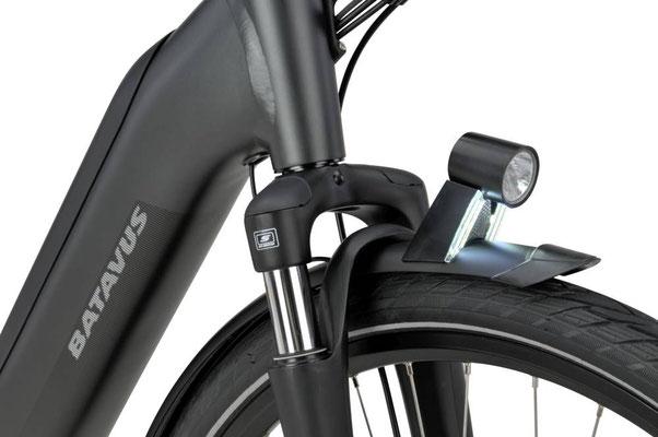 Detailbild Finez E-Go Power excl Beleuchtung