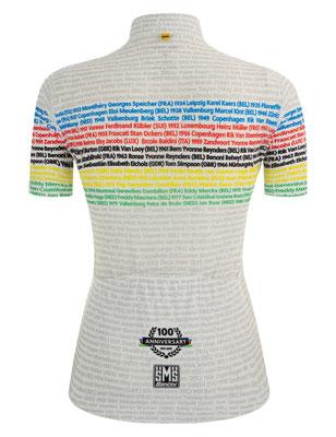 Damen-Variante UCI-Weltmeistertrikot