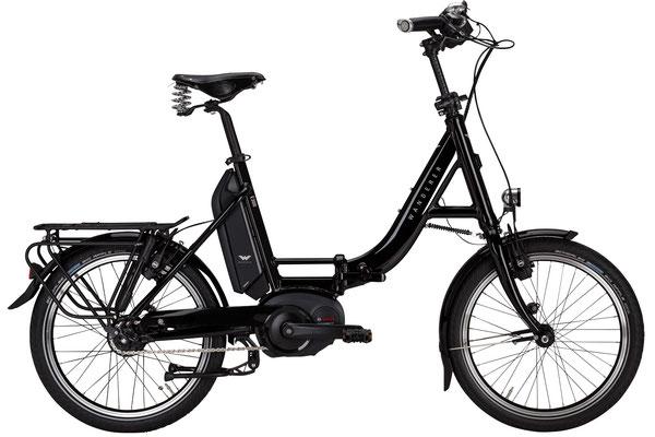 Das Faltrad E300 der Traditionsmarke WANDERER gewinnt in der Kategorie Kompakträder den Design-Preis. ©ZEG