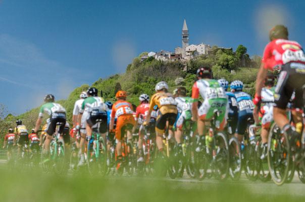 Das Profi-Radteam der Israel Cycling Academy schließt eine Kooperation mit dem Istria300 ab