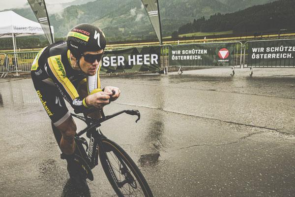 Christoph Strasser schreibt Sportgeschichte © Manuel Hausdorfer