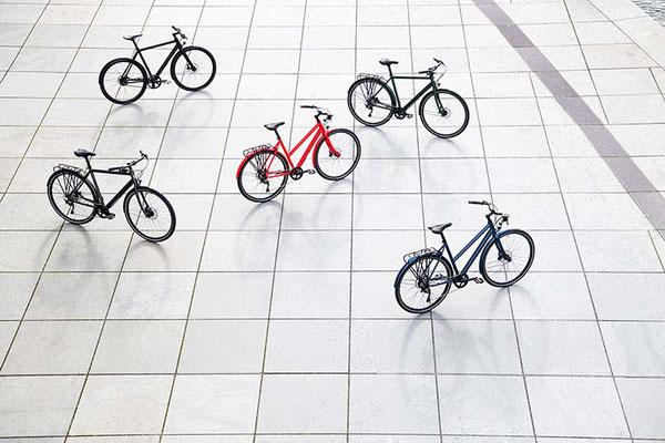 Die neuen ©Ampler E-Bike Modelle 2019