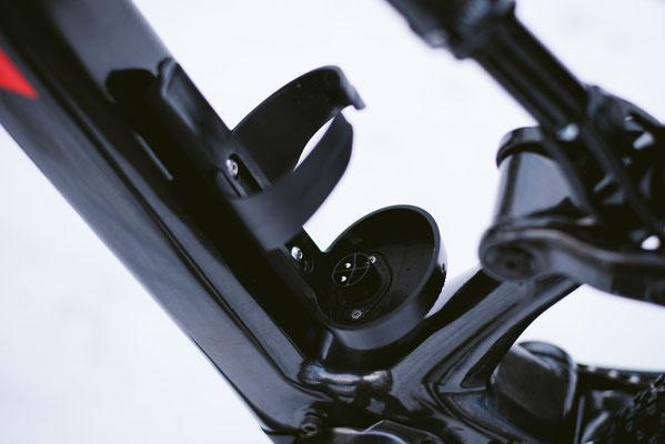 Mit dem zusätzlichen XPro-Range Extender lässt sich die Reichweite um 180 Wh auf 720 Wh erhöhen