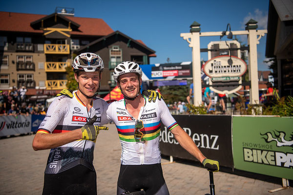 3, Vidaurre Kossman Martin, Lexware Mountainbike Team, , CHI  7, List David, Lexware Mountainbike Team, RSV Seerose Friedrichshafen, GER