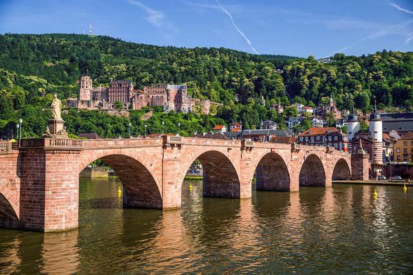 Neu dabei: Radtour durch Baden-Württemberg  In zehn Tagen führt diese außergewöhnliche Tour von Heidelberg im Norden bis ins südliche Konstanz am Schwäbischen Meer.   Bildnachweis: www.radweg-reisen.com