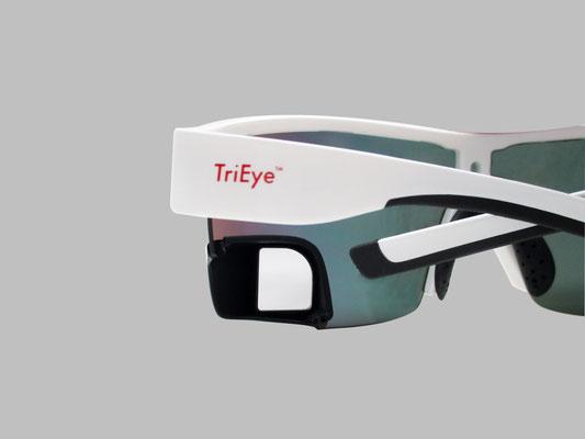TriEye – Das dritte Auge sieht nach hinten