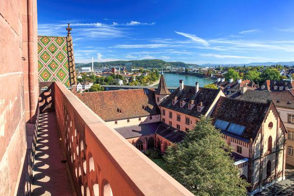 Basel Rhein / Nachweis: www.radweg-reisen.com