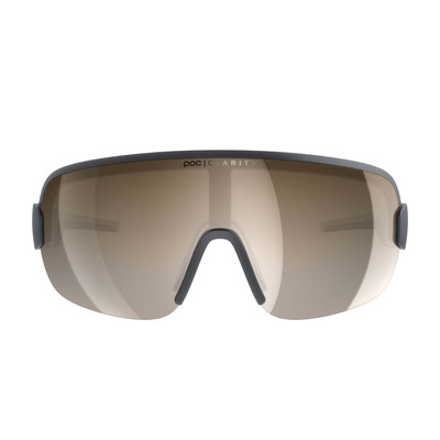 AIM Clarity Sonnenbrille / Uranium Black Spiegel Silver ©Poc