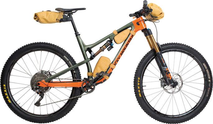 ©Evoc Bike Packing MTB