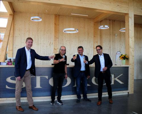 Eröffnungsbild-Storck Bicycle-Flagship Store Wertheim