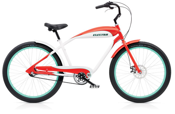 Men's EBC '93 Attitude Cruiser / Foto: Electra Bicycle