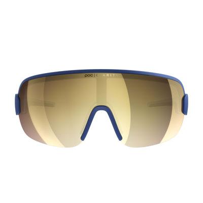 AIM Clarity Sonnenbrille Lead Blue ©Poc