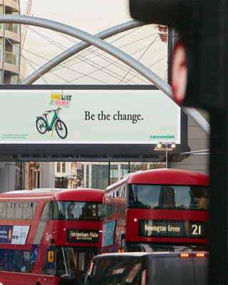 Adventure Neo London billboard 2 ©Cannondale