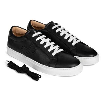 Paul & Prediger Sneaker auch in Schwarz erhältlich