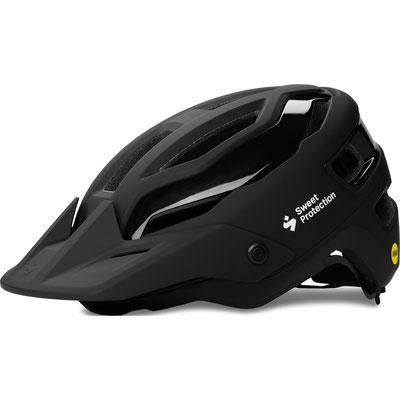 Sweet Protection Trailblazer Mips Helmet, Farbe: Black Matt