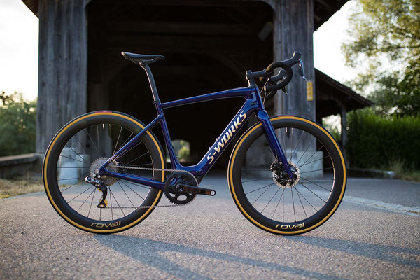 S-Works Turbo Creo SL Founder's Edition ©Specialized