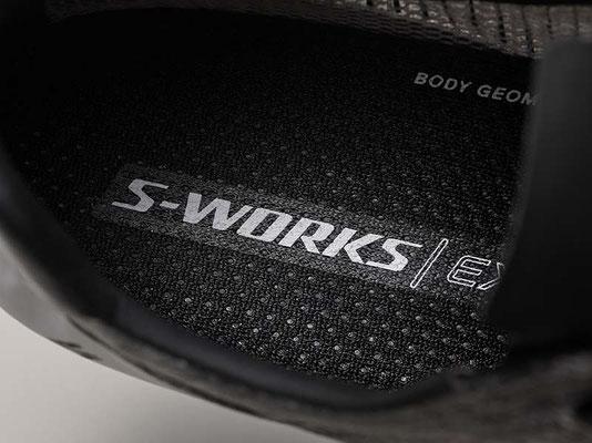 S-Works EXOS white / Foto: Specialized
