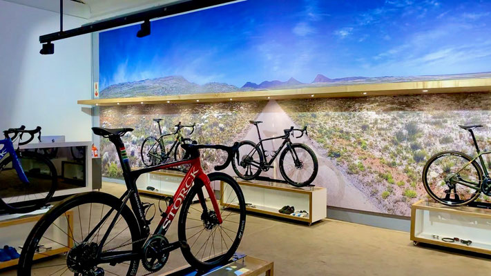STORCK Studio Cycling Friends in Kapstadt, Südafrika