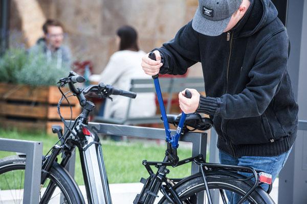 Symbolbild für Fahrraddiebstahl ©IoT Venture