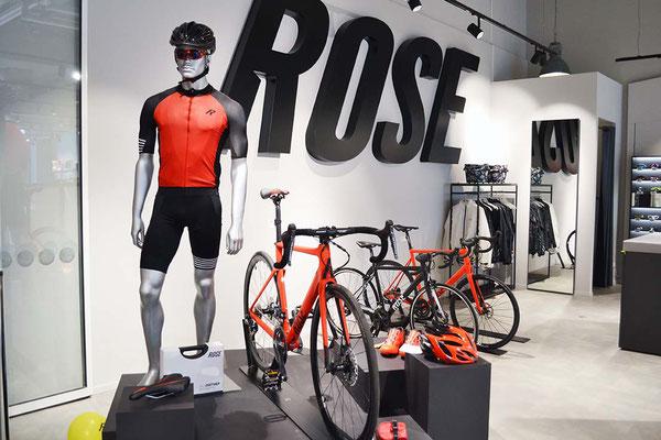 ROSE Bike Store Einkaufszentrum dodenhof / Foto: ROSE Bikes