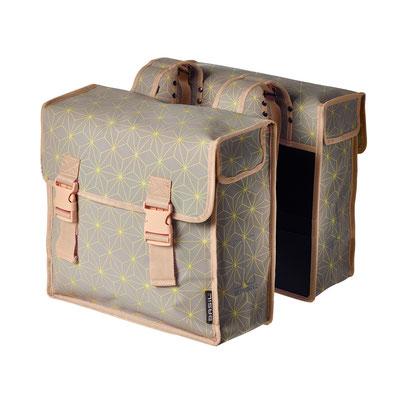 17623 Basil Star double bag grey