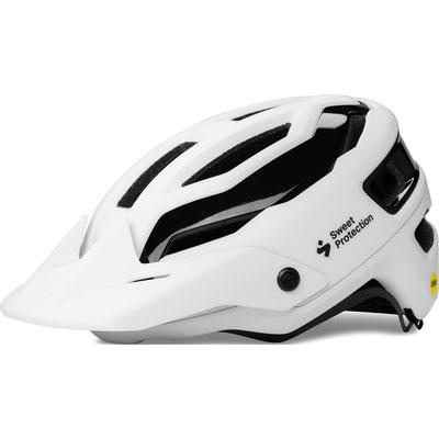 Sweet Protection Trailblazer Mips Helmet, Farbe: White Matt
