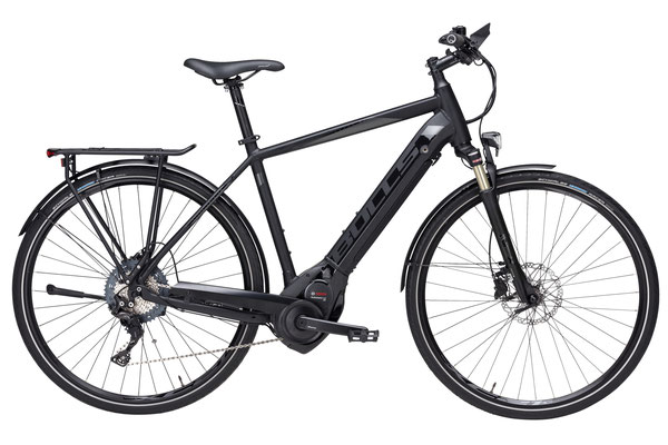 """Das BULLS Cross lite EVO wird von den Focus-Lesern zum schönsten Trekking-Rad und obendrein zum schönsten Rad im gesamten Wettbewerb """"FOCUS E-Bike Award"""" gekürt. ©ZEG"""
