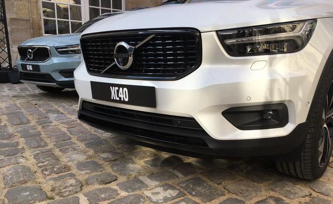 VOLVO - Roadshow XC40 - WIZ'Us
