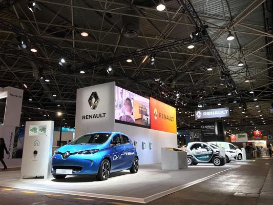 RENAULT - Paris International Motor Show - WIZ'Us